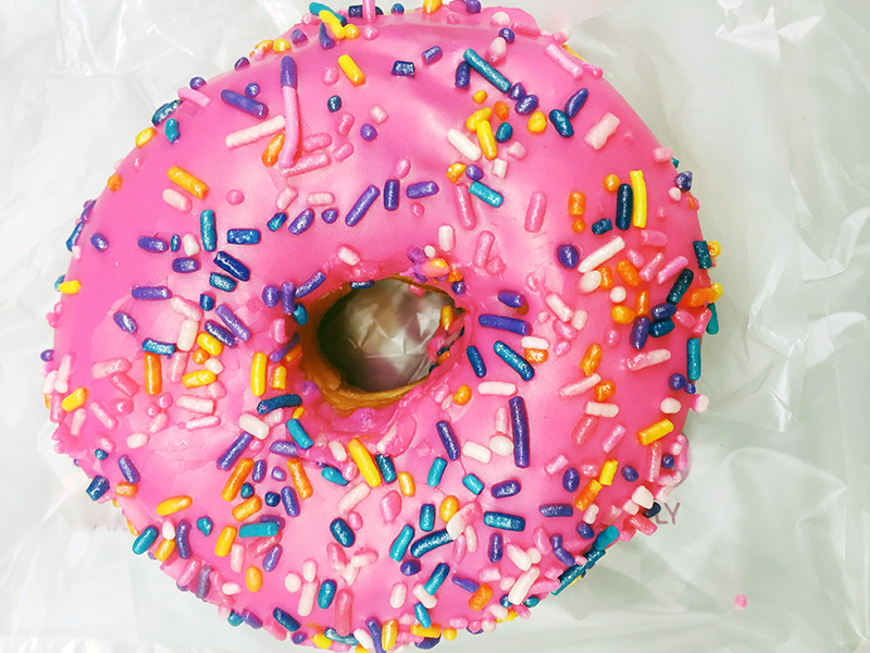 pink-donut