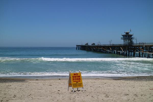 no swim
